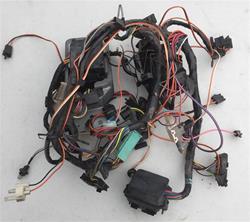 82-89 camaro dash wiring harness - thirdgen ranch  thirdgen ranch
