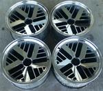 "82-92 Firebird/Trans Am/Formula 16"" wheels POLISHED (Four fronts)"