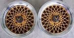82-92 Camaro/Firebird GTA wheels POLISHED (dimpled)