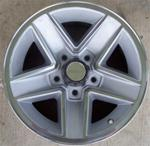 82-92 Camaro 15 inch 5-spoke wheels POLISHED