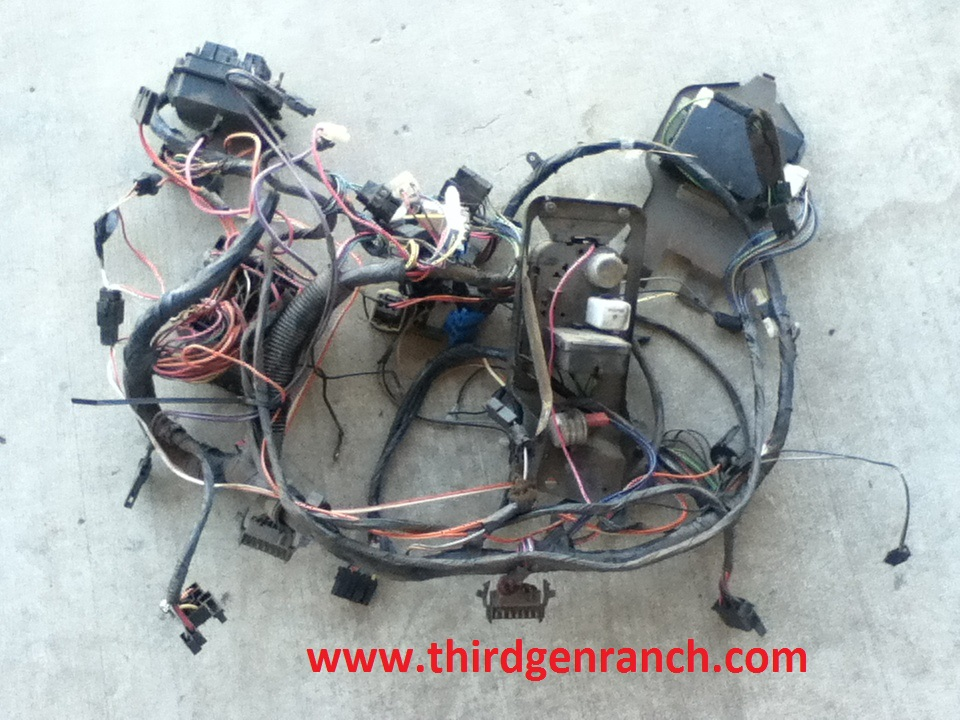 third gen camaro wiring harness third gen camaro wiring diagram